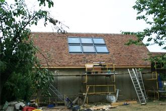 couverture isolation toiture renovation charpente. Black Bedroom Furniture Sets. Home Design Ideas