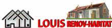 Louis rénov-habitat : Couverture Isolation toiture Renovation charpente Ravalement de façade